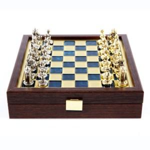 EDE854047-Σκάκι Βυζαντινής Αυτοκρατορίας 20Χ20 Manopoulos SK1 | Online 4U Shop