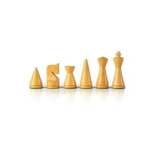 EDE098008 Ξύλινα Πιόνια Σκάκι Μοντέρνου Στυλ 7.6cm-F40