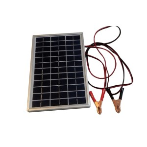 HGH303010 Ηλιακός Φορτιστής Μπαταρίας 5W-12V HM44006