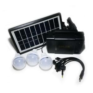 HGH309020-Αυτόνομο Σύστημα Φωτισμού με 3 Λάμπες LED HM24050 | Online4u.Shop
