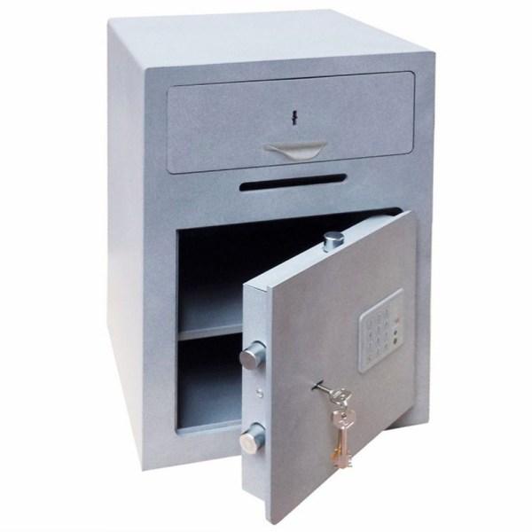 HGS958020-Χρηματοκιβώτιο ταμείου DEPOSITO L-60 BTV   Online 4U Shop