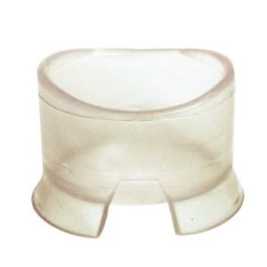 Βεντούζες πλύσης & μασάζ ματιών σιλικόνης Medribor | Online 4U Shop