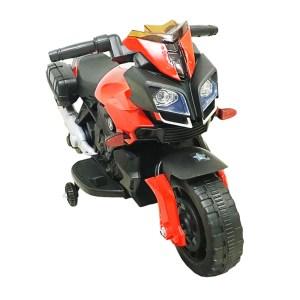 Ηλεκτροκίνητη παιδική μηχανή JC919-6V Red | Online 4U Shop