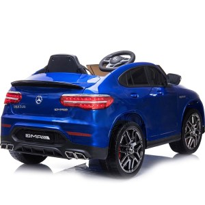 EXD750051-Παιδικό Mercedes Benz GLC 63S AMG Original 12V Μπλε - 52460621 | Online4u