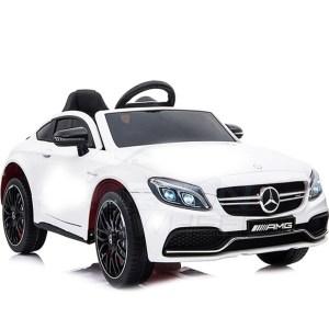 EXD750058-Mercedes Benz C63s 12V 5246063 Λευκό ScorpionWheels | Online4u