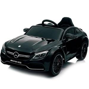 EXD750059-Mercedes Benz C63 12V 5246063 Μαύρο SkorpionWheels | Online4u