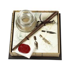 EDA751017 Πένα ξύλινη με εργαλεία γραφής και μελανοδοχείο Francesco Rubinato 960