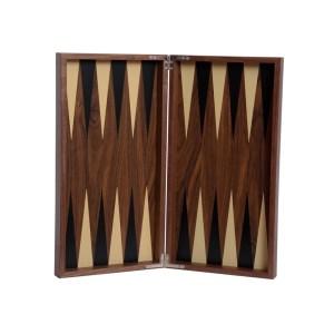 EDE900021 Τάβλι ξύλινο χειροποίητο Deluxe καπλαμάς Giannakouras 60419