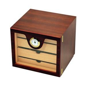 EDK951032-01 Υγραντήρας ξύλινος 100 πούρων Grand Value VG599