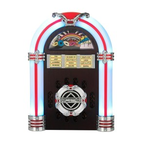 EXM450006-01 Επιτραπέζιο Jukebox με USB-SD Ricatech RR340