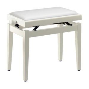 EXM455001 Κάθισμα πιάνου Stagg PB05 WHM SWH