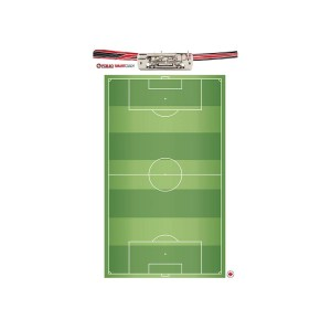 HAF204007 Fox40 coaching clipboard for football
