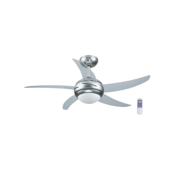HGA707005 Ανεμιστήρας οροφής με τηλεχειριστήριο και ακρυλικά διάφανα φτερά Primo L-44003
