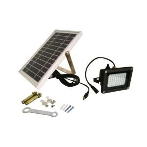 HGH309009 Ηλιακός προβολέας 54 SMD με ψυχρό λευκό χρώμα