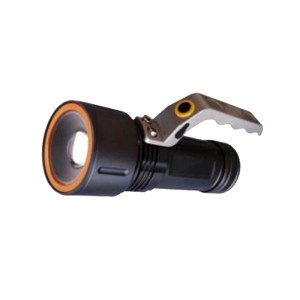 HGT950001-01 Επαναφορτιζόμενος φακός Cree LED police