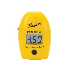 OM959007 Μετρητής αμμωνίας μεσαίας εμβέλειας HI715