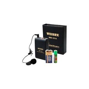 Ασύρματο μικρόφωνο Πέτου WEISRE WM-101A