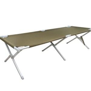 Κρεβάτι εκστρατείας με σκελετό αλουμινίου 15552 Escape | Online 4u Shop