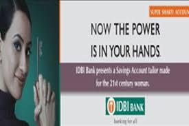 idbi women savings account