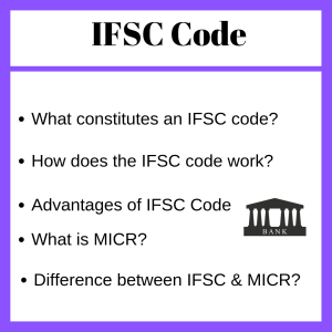 ifsc code, savings bank account,