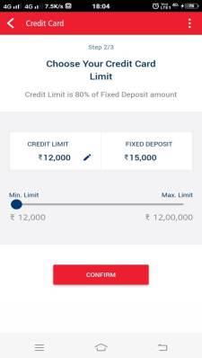 apply kotak 811 credit card online - limit