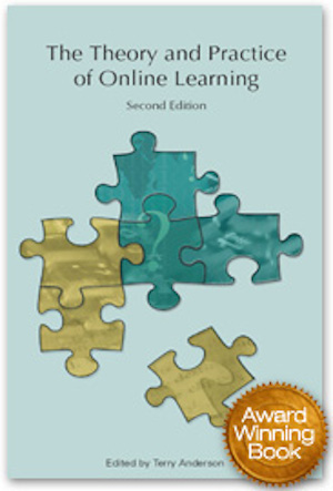 Book cover: Theory and Practice of Online Learning