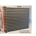 15×18-Water-to-Air-Heat-Exchanger-1-Copper-Ports-0