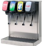 4-Flavor-Soda-Fountain-Tower-System-with-Cold-Plate-Cooling-0-0