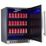 549-Cu-Ft-EdgeStar-142-Can-Stainless-Steel-Beverage-Cooler-Black-and-Stainless-Steel-0-0