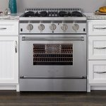 AGA-APRO30DFSS-30-Professional-Dual-Fuel-Range-with-RapidBake-Convection-Stainless-Steel-0-2