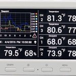 Ambient-Weather-WS-3000-X5-Wireless-Thermo-Hygrometer-with-Logging-Graphing-Alarming-Radio-Controlled-Clock-with-5-Remote-Sensors-White-0-0