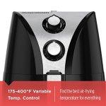 BLACKDECKER-HF110SBD-Purify-2L-Air-Fryer-BlackStainless-Steel-0-0