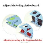 Brand-New-Adjustable-Magic-Fast-Folder-Clothes-Folding-Board-3pcs-in-0-0