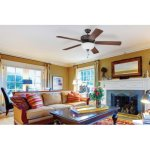 Craftmade-C201BN-Pro-Builder-201-Ceiling-Fan-with-White-Frost-Glass-0-1