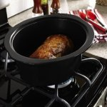 Crock-Pot-6-Quart-Countdown-Programmable-Oval-Slow-Cooker-with-Stove-Top-Browning-Stainless-Finish-0-2