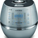Cuckoo-Electric-Induction-Heating-Pressure-Rice-Cooker-CRP-CHSS1009FN-Silver-0