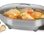 Cuisinart-CSK-150FR-1500-Watt-Nonstick-Oval-Electric-Skillet-Certified-Refurbished-0