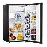Danby-Compact-Mini-Bar-Dorm-Home-Beverage-Cooler-Fridge-Refrigerator-Black-0-1