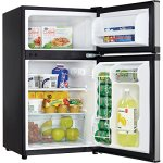 Danby-DCR031B1BSLDD-31-cu-ft-2-Door-Compact-Refrigerator-Steel-0-1