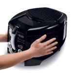 DeLonghi-D28313UXBK-Roto-Deep-Fryer-BlackSilver-0-2