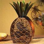 DecoBREEZE-Pineapple-Figurine-Fan-Two-Speed-Electric-Circulating-Fan-0-0