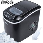 Della-Portable-Ice-Maker-Easy-Touch-Buttons-Digital-2-Selectable-Cube-Size-Up-To-26-LBS-of-Ice-Daily-0