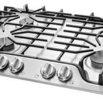 Frigidaire-FFGC3026SS-30-Gas-Sealed-Burner-Style-Cooktop-with-4-Burners-ADA-Compliant-in-Stainless-Steel-0-1