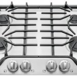 Frigidaire-FFGC3026SS-30-Gas-Sealed-Burner-Style-Cooktop-with-4-Burners-ADA-Compliant-in-Stainless-Steel-0