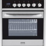 Haier-HCR2250AGS-24-Freestanding-Gas-Range-with-4-Sealed-Burners-2-cu-ft-Oven-Capacity-Convection-Oven-Halogen-Lighting-and-Heavy-Duty-Cast-Iron-Grates-in-Stainless-0