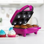 Holstein-Housewares-HF-09013E-Fun-Cupcake-Maker-Teal-0-2