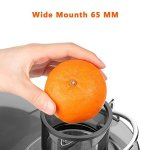 Juicer-Juice-Extractor-High-Speed-for-Fruit-and-Vegetables-Dual-Speed-Setting-Centrifugal-Fruit-Machine-Powerful-350-Watt-with-Juice-Jug-Premium-Food-Grade-Stainless-Steel-0-2
