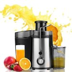 Juicer-Juice-Extractor-High-Speed-for-Fruit-and-Vegetables-Dual-Speed-Setting-Centrifugal-Fruit-Machine-Powerful-350-Watt-with-Juice-Jug-Premium-Food-Grade-Stainless-Steel-0