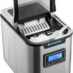 Knox-Gear-Stainless-Steel-Compact-Countertop-Automatic-Ice-Maker-Makes-27-Pounds-Daily-3-Different-Cube-Sizes-0-0