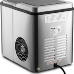 Knox-Gear-Stainless-Steel-Compact-Countertop-Automatic-Ice-Maker-Makes-27-Pounds-Daily-3-Different-Cube-Sizes-0-2